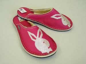 Usnjeni copati Rabbit #2